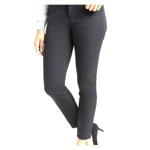 Gap Stretch Black Cropped Pants